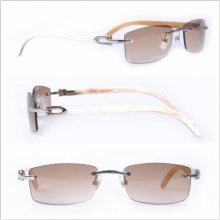 Gafas de sol de búfalo / gafas de sol de moda / gafas de sol