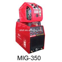 MIG-350 PORTABLE INVERTER MMA WELDER MIG SCHWEIßMASCHINE (SEPERATE WIREFEEDER)
