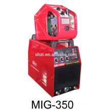 MIG-350 PORTABLE INVERTER MMA WELDER MIG WELDING MACHINE(SEPERATE WIREFEEDER)
