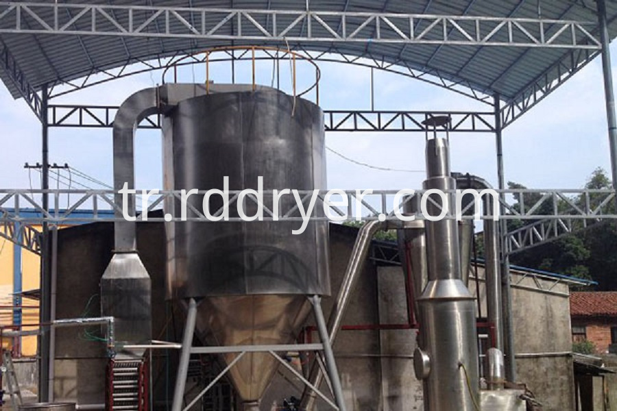 High Speed Centrifugal Atomizing Spray Dryer Machinery