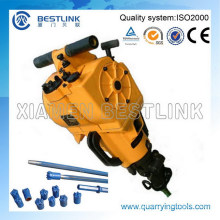 Portable Gasoline Rock Drill Yn27c for Stone and Concete