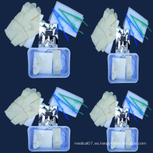 Kit de sutura hospitalaria con aprobación CE
