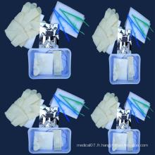 Kit de suture de l'hôpital avec CE approuvé