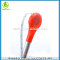 2 in1 plastic promotional pen, tape measure pen,twist ball pen