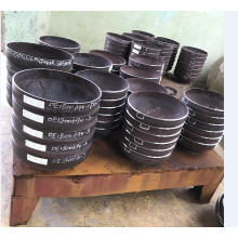 Quality Inspection for Carbon Steel Dished Only Head Dish head equipment part carbon steel export to Djibouti Importers
