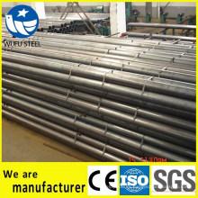 Tubo de acero soldado ASTM A500 Gr.B con ISO CE