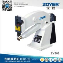 Zoyer cuero suela y forro de corte máquina rebajadora (ZY202)