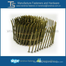 Q195 Steel Decking Pallet Coil Nails