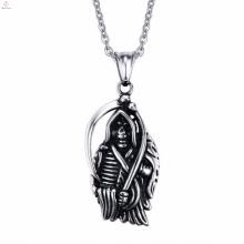 Faucille aux hommes morts 316 pendentifs en acier inoxydable bijoux