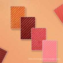 17 Color Pigmented DIY Single Eyeshadow Custom Low MOQ Glitters for Eye Makeup Eye Shadow Palette Private Label Eyeshadow