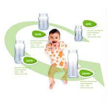 High Borosilicate Glass Baby Feeding Bottle 60ml-240ml. BPA Free