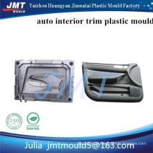 máquina de molde de plástico guarnição interior auto porta aço p20