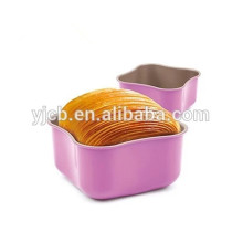 Mini Cherry Pink Carbon Steel Cake Mold Pan