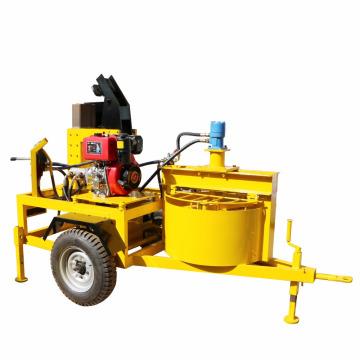 Kosten des hydraform Bodenverriegelungssteinblocks, der Maschine bildet