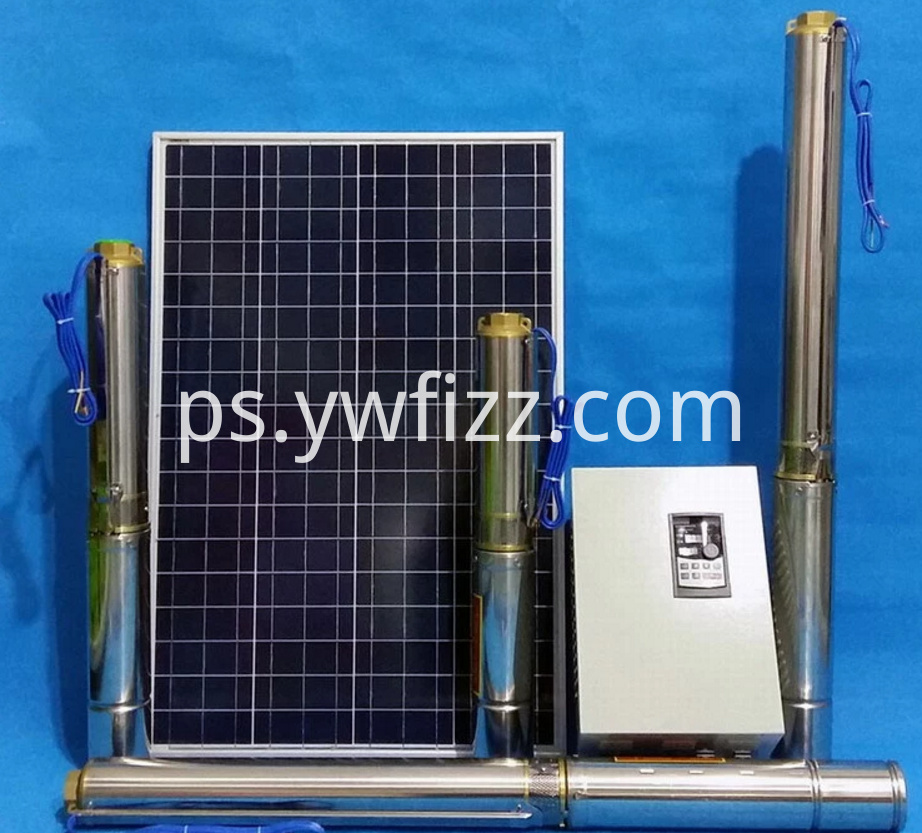 Direct Current Solar Water Pumps