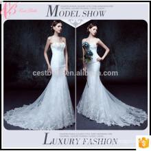 Online Sale Mermaid Bridal Affordable Wedding Dress