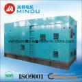 Low Fuel Consumption 100kw Weichai Diesel Generator Set