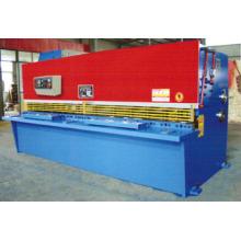 Máquina de corte QC12k da folha de Matel do ferro do CNC com E200