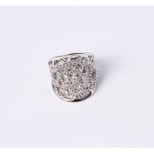 Rose Flower Fashion Jewelry Ring