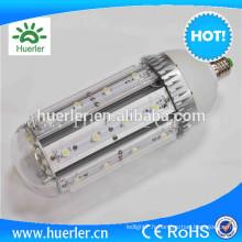220v 40w haute puissance led ampoule en aluminium léger e27 conduit lampe à maïs