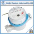 Medidor de água de tipo jato único com função de saída de pulso