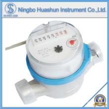 AMR Water Meter / Single Jet Water Meter / Sortie d'impulsion Fonction Water Meter