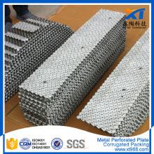 Embalagem de gaze de fio de metal para serviços de lavagem e decapagem por absorção