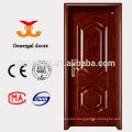 Heat insulating steel PU foam core interior doors