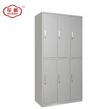 Gabinete de piscina de acero del almacenamiento de la fábrica de China