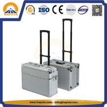 Aluminio personalizado vuelo viaje caja de carretilla (HP-3201)