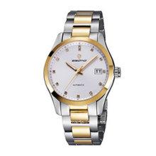 2016 diamante automático zafiro hombres de negocios reloj de pulsera