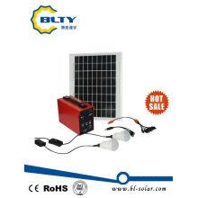 2LED лампы Солнечные комплекты освещения Солнечная система Powe