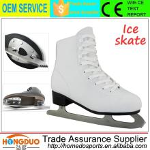 Fournisseur de Chine chaussures de glace skate pour vente à bas prix