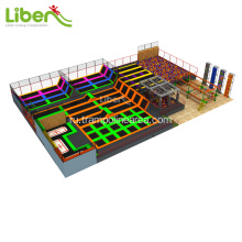 High+quality+indoor+sport+trampoline+park+for+kids
