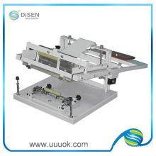 Impressora de alta qualidade tela cilíndrica manual