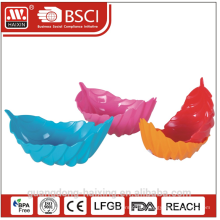 HAIXING Popular leaf Plastic bowl