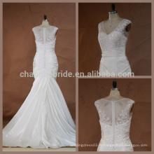 На Заказ Бисером Вышивка Свадебное Платье Русалка Свадебное Платье