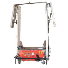 New Technology Automatic Wall Cement Plaster Render Machine
