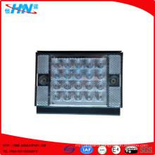 White 24V 18~20 LED Truck Strobe Light
