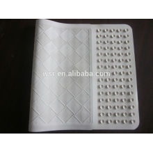 Barato alfombra de baño de goma curado tamaño 35x57cm