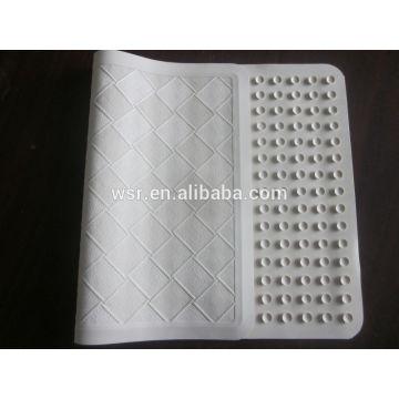 Cheap Cured rubber bath mat size 35x57cm