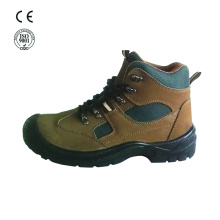 industrial construction steel toe working safety shoes