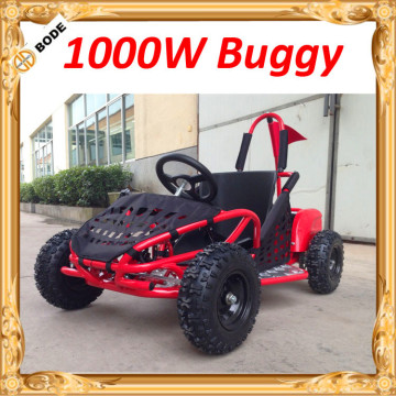 Electric Single Seater Go Kart