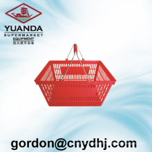 High Quality Supermarket Plated Shopping Basket Zc-2