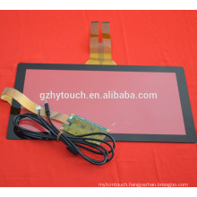 "capacitive touch screen 15.6"" personal computer interactive panel 10 point"