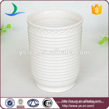 YSb40031-01-t bianco canopus porcelaine Produits de toilette tumbler