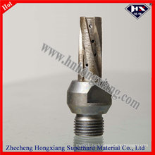 "1/2"" Metal Diamond Finger Bit for Glass Cutting"