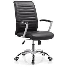 Chaise de conférence de bureau de bureau à dossier de dossier à dossier moyen à chaud (HF-B1547)