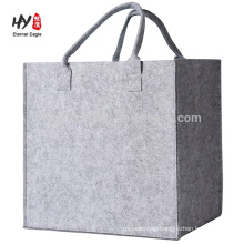 new design custom thick felt bag wholesale