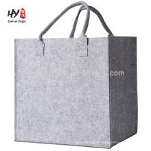 novo design personalizado saco de feltro grosso atacado